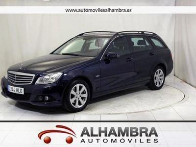 usado Mercedes 200 ESTATE CDI BLUE EFFICIENCY