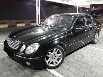 usado Mercedes E320 Familiar CDI Aut.