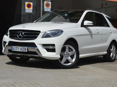 "usado Mercedes ML350 BlueTec 4M 7G Plus AMG """"SOLO 48.000KM"""""