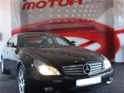 usado Mercedes CLS350 Clase Cls4p. -06