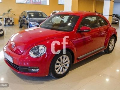 usado VW Beetle 1.6TDI 105