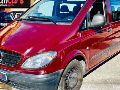 usado Mercedes Viano 2.2CDI Trend Extralarga