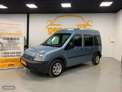 usado Ford Tourneo Transit Connect 1.8 TDCi 110cvFreespace 230 L