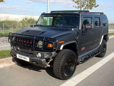usado Hummer H2 6.0 V8 Luxury Supercharger