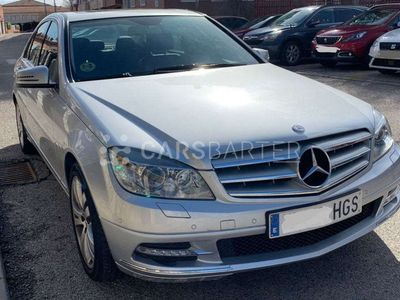 usado Mercedes C220 Estate CDI BE Edition Avantgarde Aut. 5p