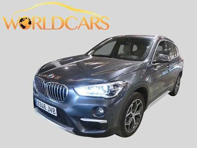 usado BMW X1 sdrive 18d xline 2.0 steptronic sdrive 18d