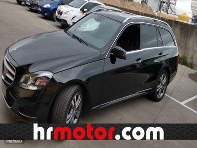 used Mercedes E250 Clase EElegance 7G Plus
