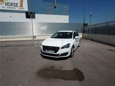 usado Peugeot 508 Sw 2.0hdi Active 140 140 cv en Madrid