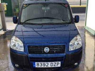 usado Fiat Doblò Panorama 1.9JTD Dynamic