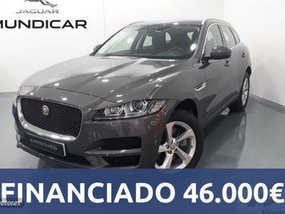 usado Jaguar F-Pace 3.0L TDV6 AWD Automatico Prestige