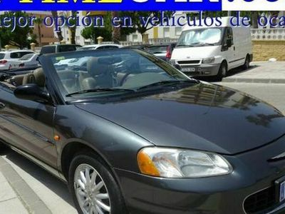 usado Chrysler Sebring 2.7 V6 LX
