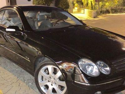 usado Mercedes CLK500 Clase