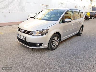 usado VW Touran 1.6 TDI 105cv 119gr. Advance Bmot Tech