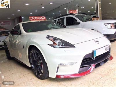 usado Nissan 370Z 3.7 G Coupe NISMO v6 344cv 2 Plazas 3p
