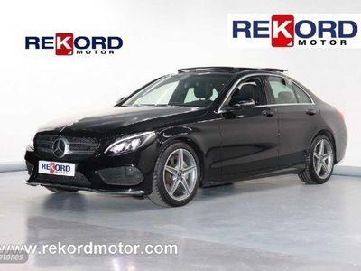 usado Mercedes C220 Clase Cd 9G-TRONIC PLUS AMG_TECHO 170CVSPORT-TECHO