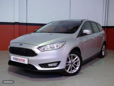 usado Ford Focus 1.6 TIVCT 125cv Trend Sportbreak