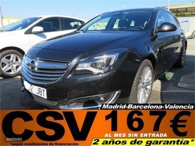 brugt Opel Insignia 2.0 CDTI ecoFLEX S&S Excellence 103kW (140CV)