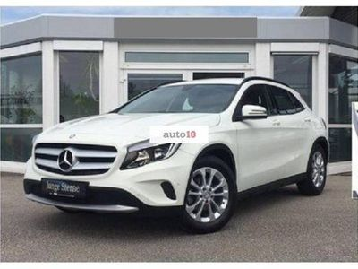 usado Mercedes GLA200 CDI Style 7G-DCT, Parktronic, Attention assist,NAV