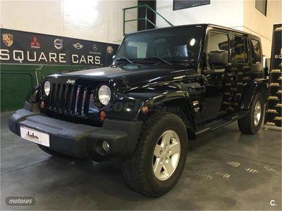 brugt Jeep Wrangler 2.8 CRD Sahara Auto