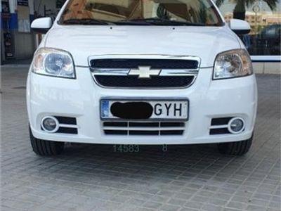 usado Chevrolet Aveo 1.4 16v LT