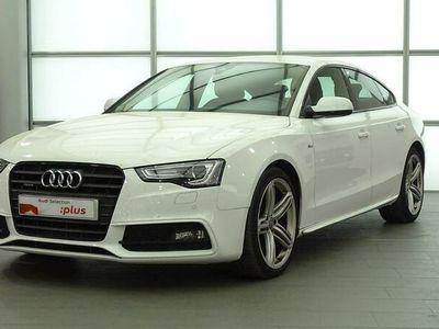 usado Audi A5 Sportback S line edition 3.0 TDI quattro 180 kW (245 CV) S tronic