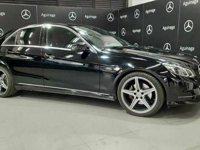 usado Mercedes E350 BlueTEC 4Matic Avantgarde 4MATIC