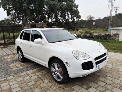 usado Porsche Cayenne Turbo 4.5 Aut.