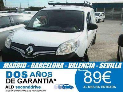 usado Renault Kangoo Furgón Profesional Maxi 2p 2014 dCi 90 Gen5