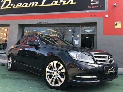 usado Mercedes C200 CDI BE Avantgarde Edition