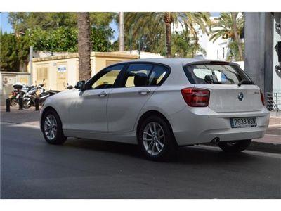 usado BMW 116 Serie 1 5p. Diesel Automatico