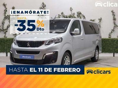 usado Peugeot Traveller Business 1.6 BlueHDi 88KW (120) Long