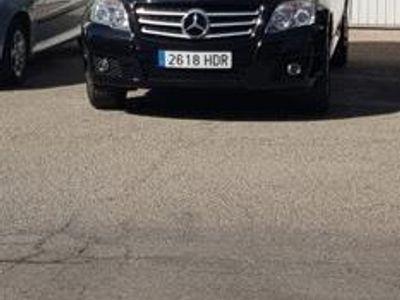 usado Mercedes GLK220 CDI DPF 4Matic BlueEFFICIENCY 7G-TRONIC SPORT EDIT