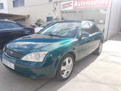 used Ford Mondeo 2.5i V6 GUIA 5TRONIC 5P