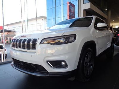 usado Jeep Cherokee 2.2 CRD 143kW Limited 9AT E6D FWD