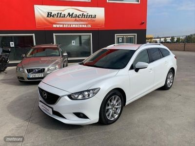 usado Mazda 6 2.2 DE 150cv AT Luxury WGN