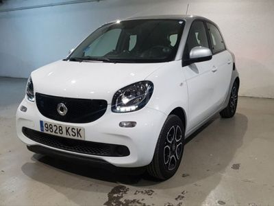 usado Smart ForFour Electric Drive 60kW81CV