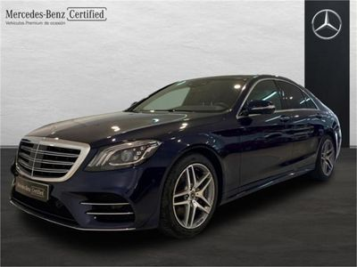 used Mercedes S350 d 9G-Tronic