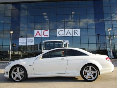 usado Mercedes CL63 AMG CL ClaseAMG Aut.