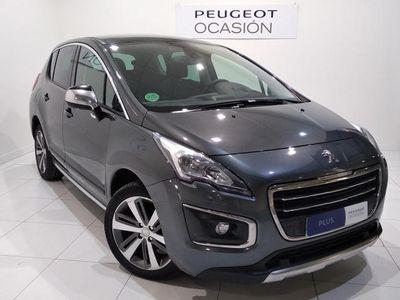 usado Peugeot 3008 1.6 BLUEHDI 120BHP FAP ALLURE 120 5P