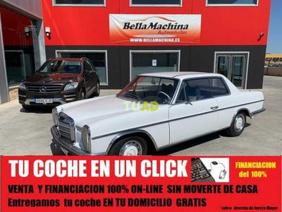 usado Mercedes 250 C *** AÑO 1972 ***