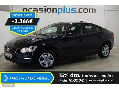 used Volvo S60 2.0 D3 Kinetic