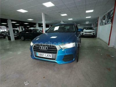 usado Audi Q3 2.0tdi Ambition 140 cv en Madrid
