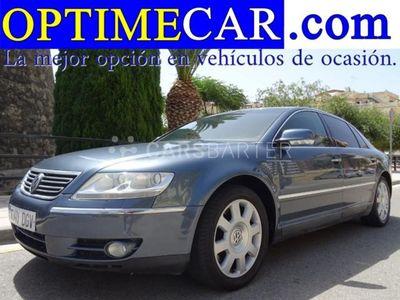 usado VW Phaeton TDI V10 5.0 313 CV largo 5 pl. Tiptronic 6 vel.