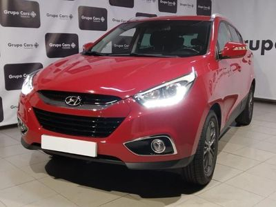 used Hyundai ix35 1.7 CRDI BD Tecno 4x2 84 kW (1