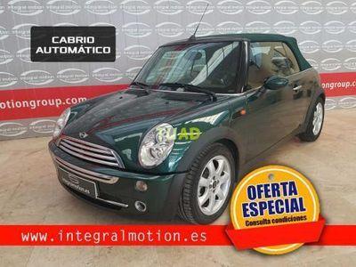 usado Mini Coupé Cabrio Aut. 1.6 115CV