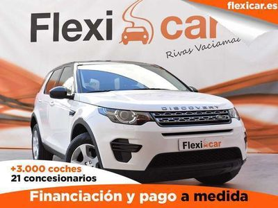 usado Land Rover Discovery Sport 2.0TD4 HSE Luxury 4x4 180