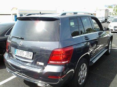 usado Mercedes GLK220 BlueTEC 4Matic 125kW (