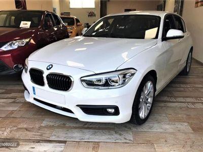 brugt BMW 116 Serie 1 d