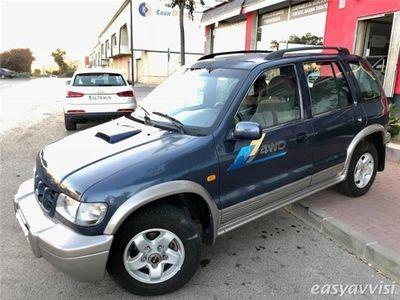 used Kia Sportage 2.0 TDI GRAN OCASION ECONOMICO