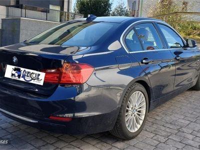 usado BMW 320 Serie 3 d EfficientDynamics Edition Luxury